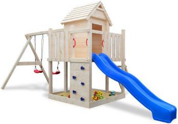 spielhaus für kinder asu holz