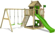 FATMOOSE Spielturm Holz
